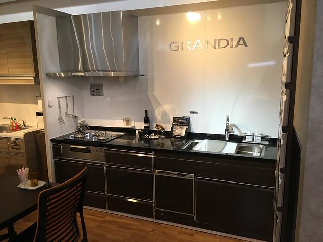 スタンダード グランディア タカラ キッチンはタカラスタンダード「グランディア」に決定!