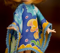 Art Silk Dress for Blythe