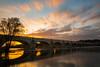 Pont Wilson Tours (jujernault Thanks for >1,5 Million Views) Tags: bridge sunset de soleil eau lee nd pont wilson tours loire couché nd1000 jujernault bestcapturesaoi elitegalleryaoi jeromemomper