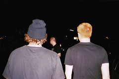 (LICHTHOF-CM) Tags: friends people film night analog 35mm canon march concert walk 200 automatic asa konzert homies 2014 lichthof meandmyhomies af35 lichthoftumblrcom