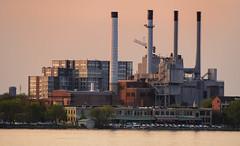 Isthmus power station (speedcenter2001) Tags: skyline wisconsin madison isthmus nikon600mmf40edifais