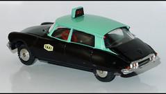 CITROEN DS 19 (1390) METOSUL L1100799 (baffalie) Tags: auto old classic vintage toys miniature voiture retro jouet collector diecast jeux