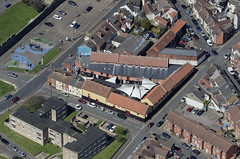 Time and Tide: The Museum of Great Yarmouth Life - Great Yarmouth Aerial Images (John D F) Tags: image norfolk aerial fromabove yarmouth greatyarmouth eastanglia britainfromabove aerialimagesuk