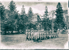 Army on Madison Green (Madison Historical Society) Tags: old people usa green history museum outside photo interesting flickr shot image outdoor connecticut military country wwi picture ct places scene scan worldwari madison historical greatwar groupshot scenes firstworldwar mhs conn 1stworldwar towngreen madisonhistoricalsociety connecticutscenes madisonhistory bobgundersen