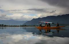 Shikara (Debmalya Mukherjee) Tags: lake water boat srinagar shikara dallake jammuandkashmir 18135 canon550d debmalyamukherjee