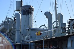 """HMAS Castlemaine (J244) 60 • <a style=""""font-size:0.8em;"""" href=""""http://www.flickr.com/photos/81723459@N04/26885395933/"""" target=""""_blank"""">View on Flickr</a>"""