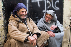 Tanger's smile (I'M (Iris Martnez)) Tags: morocco tanger streetphoto men hombres smile