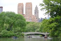 New York City - Central Park/Bow Bridge (Dan M. Parker) Tags: newyorkcity newyork centralpark bowbridge