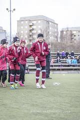 1604_FOOTBALL-78 (JP Korpi-Vartiainen) Tags: game girl sport finland football spring soccer hobby teenager april kuopio peli kevt jalkapallo tytt urheilu huhtikuu nuoret harjoitus pelata juniori nuori teini nuoriso pohjoissavo jalkapalloilija nappulajalkapalloilija younghararstus