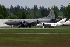 Royal Norwegian Air Force 6603, OSL ENGM Gardermoen (Inger Bjrndal Foss) Tags: norway orion lockheed osl gardermoen engm p3n 6603 rnoaf