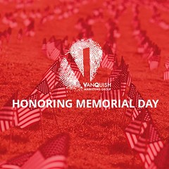Vanquish Marketing Group wants to wish all those who served and their families a Happy Memorial Day! #Memorial #Honor (vanquishmarketinggroup) Tags: california ca marketing jobs events group promotional success reviews rancho promotions careers vanquish cucamonga vmg
