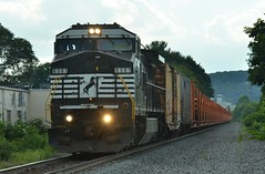NS #8381 (Arkangel Productions) Tags: norfolk southern ns tier line 941