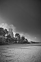 Torre di Cerrano Tre (IntoTheWild1979) Tags: autumn sky beach mare torre cielo autunno spiaggia silvi abruzzo pescara cerrano pineto