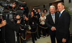 Peter Dunne Announces GST Change