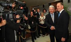 Peter Dunne Announces GST Change