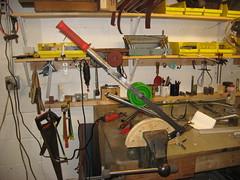 Fork Blade Bender (Joel Greenblatt   Clockwork Bikes) Tags: fork blade bender legg