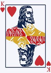 The King of Hearts (Luke-rative) Tags: love jesus kingofkings kingofhearts lordoflords