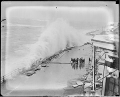 Winthrop surf (Boston Public Library) Tags: weather storms floods lesliejones