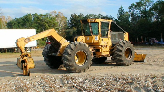 2007 Tigercat 620C Skidder for Sale at Forestry First 006