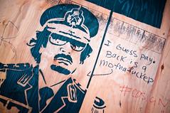I Guess Pay Back is a… (TerryJohnston) Tags: streetart chicago art wall handwriting graffiti words stencil paint tag letters chitown urbanart fujifilm x100 urbanwall fujifilmx100