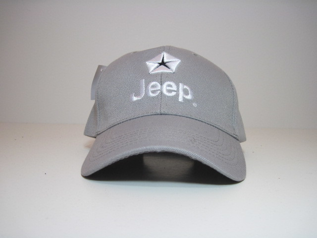Embroidered jeep Baseball Hat Cap Adjustable Velcro Back New (http   www. 0efa08692406