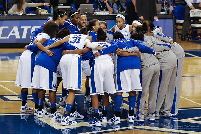 UK Hoops vs. Louisville