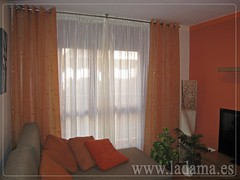"Decoración para Salones Clásicos: Cortinas con Dobles Cortinas y Bandos, Tapicerías, Paneles Japoneses, Estores... • <a style=""font-size:0.8em;"" href=""http://www.flickr.com/photos/67662386@N08/6476307341/"" target=""_blank"">View on Flickr</a>"