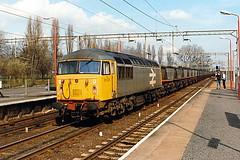 56009 at northampton (47604) Tags: northampton coal mgr haa roumanian railfreight class56 56009 dawmill alltypesoftransport tringcementworks
