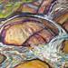 Summer Flow, oil on canvas. Artist: Nancy Brossard