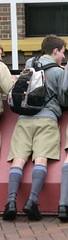 8 (cane4u) Tags: school boy boys cane uniform scouts spanking teenage schoolboy caning schoolboys