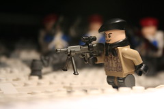 L85A2 (it) Tags: lego a2 sa80 lsw l85 brickarms l86 l86lsw l8512