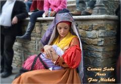 costume di Nuxis sulcis iglesiente (Michele ....) Tags: sardegna costume di sardo nuxis