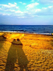 together 2 (dimitra_milaiou) Tags: world life blue friends sea 2 two sky people sun sunlight color beach nature water beautiful beauty clouds greek hope nokia sand women rocks europe day waves shadows close time year memories hellas visit athens greece together planet shape pure athina nea dimitra makri hellenic x6 attiki φιλοι αθηνα ελλαδα δυο νερο μακρη νεα μαζι δημητρα milaiou μηλαιου
