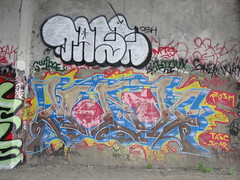 MEDIK (Same $hit Different Day) Tags: graffiti bay south pt tase osh medik
