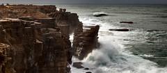 Viewpoint (Julio López Saguar) Tags: life costa naturaleza seascape portugal nature landscape rocks cost paisaje panoramic vida acantilado rocas peniche panorámica juliolópezsaguar