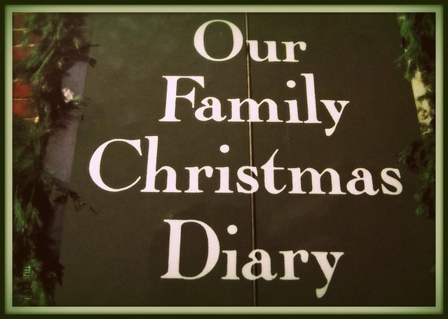 Our Family Christmas Diary