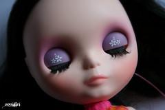 Moon's eyelids ^^