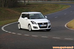 Essai nouvelle Suzuki Swift Sport 1