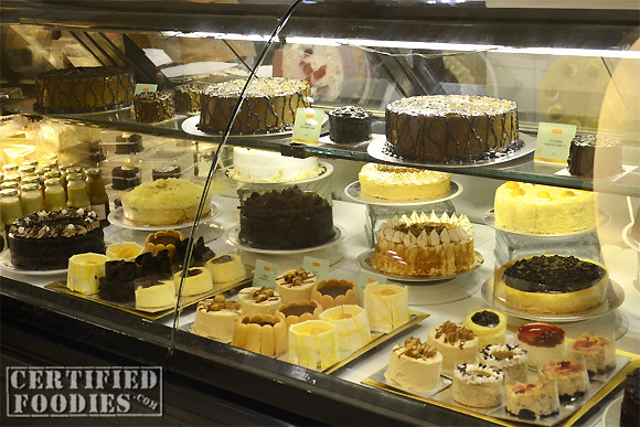 How can you resist not availing of their unlimited cake promo