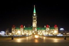 Season's Greetings (Perry McKenna) Tags: canada building lights ottawa parliament christmaslights ncc merrychristmas senate seasonsgreetings houseofcommons centennialflame centreblock day354 111220 3652011 day354365 365the3511edition