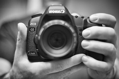 Best Christmas Gift EVER! (mkrepp) Tags: camera canon 50mm 5d f18 mkii mk3 niftyfifty 5dmk2