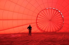 Photo of Inflating Balloon 2 - Feering, Essex