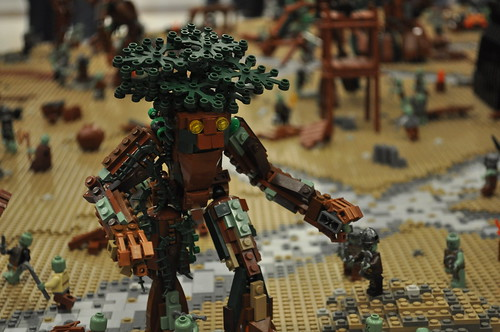 The Last March of the Ents, Pt.1