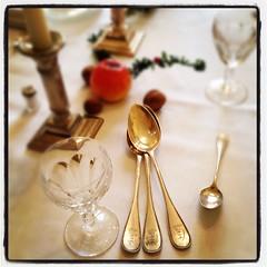 Three Spoons (barockschloss) Tags: coatofarms spoon lffel cutlery wappen instagram besetck