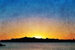 Kårholmen Sunset (Bozze) Tags: sunset texture sweden sonyr1 wwwoppnahorisonterse wwwopenhorizonsfinearteu donsöjulen2011 wwwdonsobilderse