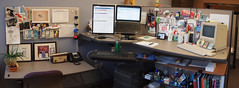 panorama work cubicle texterity