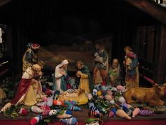 Christmas 2011 (Miss Emma Gibbs) Tags: christmas church children religion churches nativity stmaryschurch prestwich churchmice stmaryschurchprestwich theparishchurchofstmarythevirginprestwich