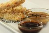 Coconut Panko Chicken Fingers with Honey Mustard Sauce ~ New Year's Eve Appetizer