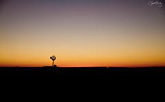 Alone (Explore 12.27.11) (jeffhh22) Tags: sunset windmill wheel colorado alone empty country lone desolate