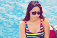(Abdulaziz Al-furaydi) Tags: ocean trip sea girl lady canon river boat vietnam dalat trang nha portriat 550 nhatrang     550d   canond canon550         canon550d 550 550 550